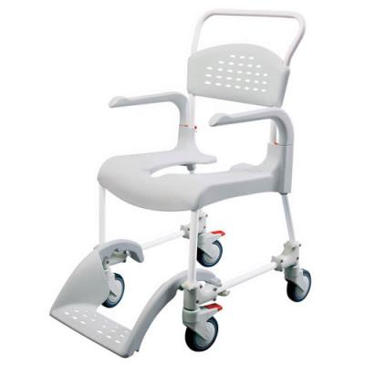 Shower Commode Chair 1